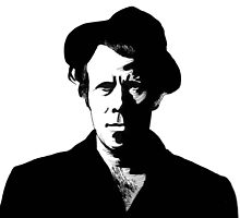 Tom Waits by littlegirlbluue