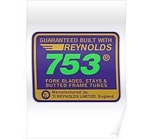 Reynolds 753, Enhanced Poster