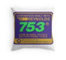 Reynolds 753, Enhanced Throw Pillow