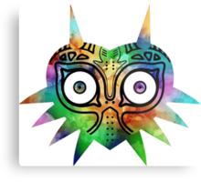 Majora's Mask Color Alt Metal Print