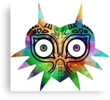 Majora's Mask Color Alt Canvas Print