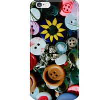 button allsorts iPhone Case/Skin