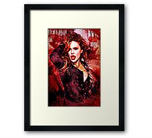 Pam Ravenscroft Framed Print
