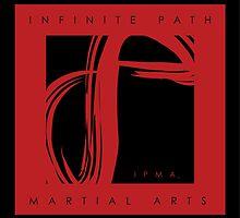 I.P.M.A. Logo - Red by Robyn Scafone