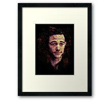 JGL Framed Print