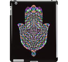 Rainbow Psychedelic Hamsa iPad Case/Skin