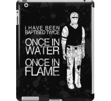 Fallout: Joshua Graham iPad Case/Skin