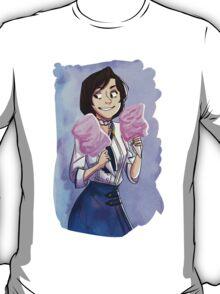 cartoon and cool elizabeth  T-Shirt