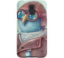 Pilot Captain Ivan Twittor Samsung Galaxy Case/Skin
