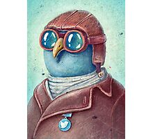 Pilot Captain Ivan Twittor Photographic Print