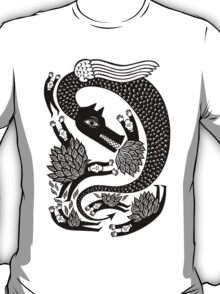 And the dragon T-Shirt