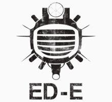 Fallout: ED-E [BLACK] by Styl0