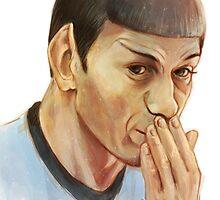 Spock oops! by petimetrek
