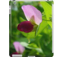 Pink Pea Blossom iPad Case/Skin