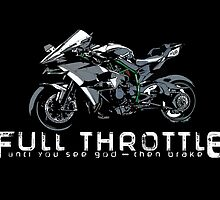 Full throttle by ERGD by ERGD