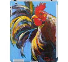 Kauai Rooster iPad Case/Skin