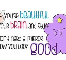 Your Beautiful Brain by mimiboo