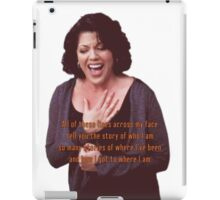 Callie Torres - The Story iPad Case/Skin
