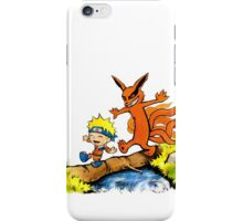 Homicidal Psycho Ninja Fox iPhone Case/Skin