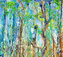 Foliage Melody by Regina Valluzzi