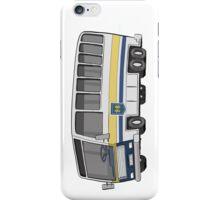Hamilton Street Railway Bus iPhone Case/Skin