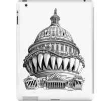 Angry Washington iPad Case/Skin