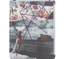 On Beach with String iPad Case/Skin