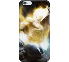 Goku and Frieza iPhone Case/Skin