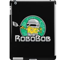RoboBob iPad Case/Skin