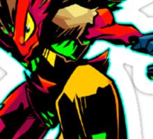 Blaziken Pokemon Sticker