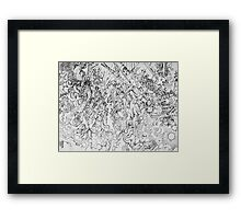The Clown within Framed Print