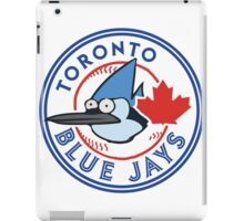 A Regular Blue Jay iPad Case/Skin