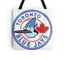 A Regular Blue Jay Tote Bag