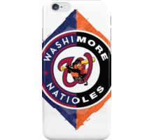 Go Washimore Natioles! iPhone Case/Skin
