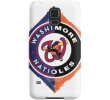 Go Washimore Natioles! Samsung Galaxy Case/Skin