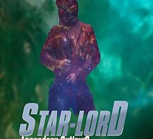Starlord, Legendary Outlaw? by ItsSabYo