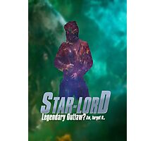 Starlord, Legendary Outlaw? Photographic Print