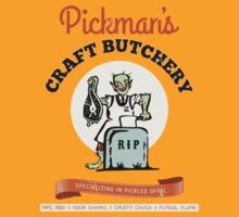 Pickman's Craft Butchery by Christopher N