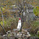 Little Lighthouse © by Ethna Gillespie