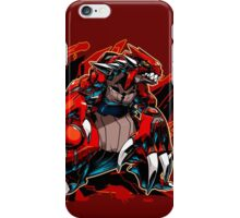 Groudon Pokemon iPhone Case/Skin