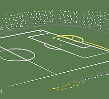 Goals in Motion: N Wright v Bolton 1999 by AndersonDesign