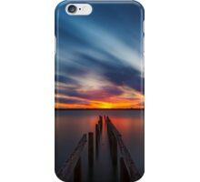 Cleveland Point Sunset iPhone Case/Skin