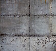 Bleeding Wall by Adam Wain