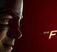 The Flash Red Banner by Devizen