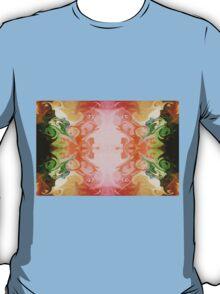 Welcoming New Life Abstract Healing Artwork  T-Shirt