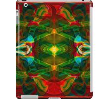 Nuclear Emotions Abstract Symbol Artwork  iPad Case/Skin