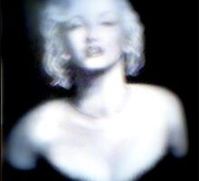 Ghost of Norma Jeane by Lauretta Pearson