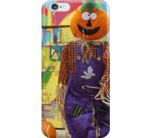 Halloween Colors, Newark Avenue, Jersey City   iPhone Case/Skin