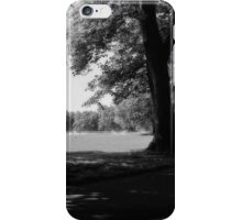 Pitchcroft, Worcester, UK iPhone Case/Skin