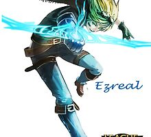 League of legend Shinning Ezreal by Jungyoomi